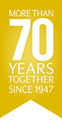 Mgi Worlwide more than 70 years together
