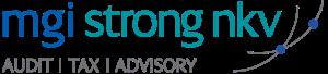 logo MGI STRONG NKV